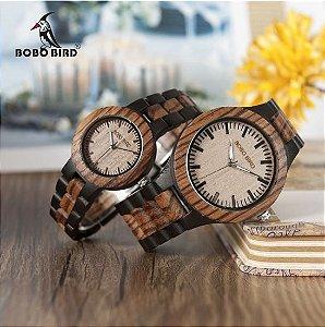 Relógio de Madeira BOBO BIRD W N28W N30