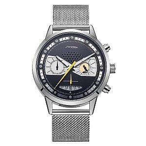 Relógio Masculino Design Criative - Edição Limitada