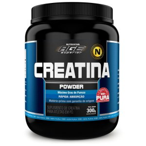 Creatina Powder Age Pote 300g Nutrilatina