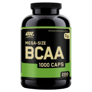 BCAA 1000 200 CAPSULAS OPTIMUM NUTRITION