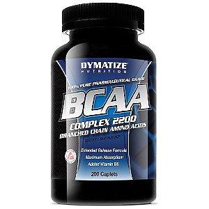 BCAA Complex 2200 200 capsulas - Dymatize Nutrition