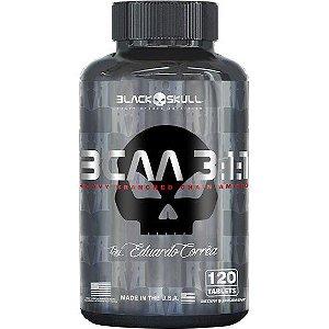 BCAA 3:1:1 120 tabletes Black Skull