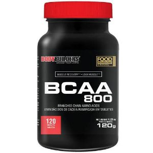 BCAA 800 120 tabletes Bodybuilders