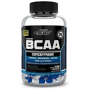 BCAA Age 1000mg 120 capsulas Nutrilatina