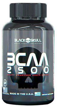 BCAA 2500 Black Skull