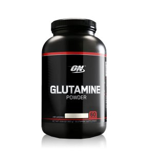 Glutamina Powder Black Line ON 300g Optimum Nutrition