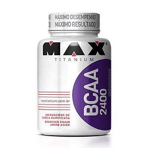 BCAA 2400 Max Titanium VALIDADE 30 11 2018