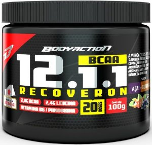 BCAA 12:1:1 RECOVERON 100G BODYACTION