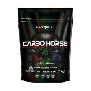 Carbo Horse Black Skull 1Kg refil