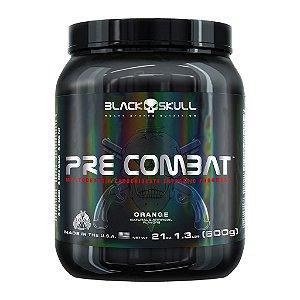 Pre Combat  BOPE Black Skull 600g