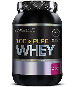 100% Pure Whey Protein Probiótica 900g
