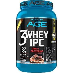 3 Whey ipc Age Nutrilatina 900g