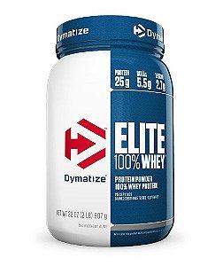 Elite 100% Whey Protein Dymatize 907g