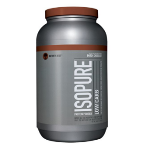 Isopure low carb Nature's Best 1,36 Kg Validade 01/2018