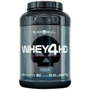 Whey 4HD Black Skull 907g