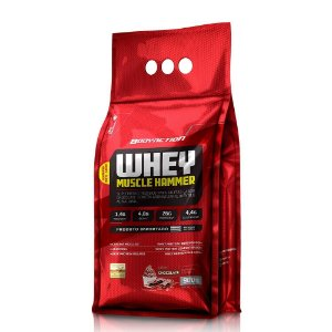 Whey Muscle Hammer Bodyaction 900g
