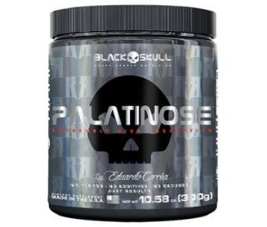 Palatinose Black Skull 300g validade 02/20