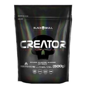 Creatina Creator Black Skull 500g