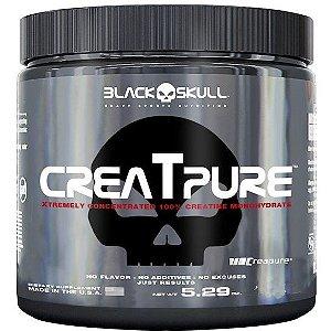 Creatina Creatpure 300g Black Skull