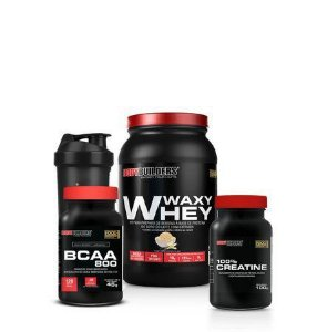 Combo Waxy Whey 900g Bodybuilders