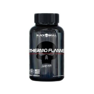 THERMO FLAME BLACK SKULL