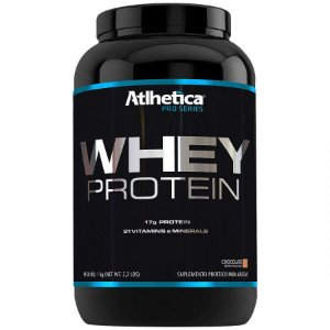 WHEY PROTEIN ATLHETICA PRO SERIES 1KG