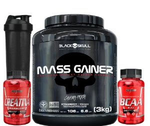 Combo Massa Muscular Gainer