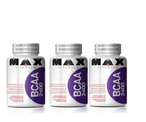 Combo 3 x BCAA 2400 Max Titanium