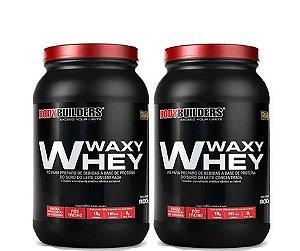 Combo Duplo Waxy Whey Bodybuilders