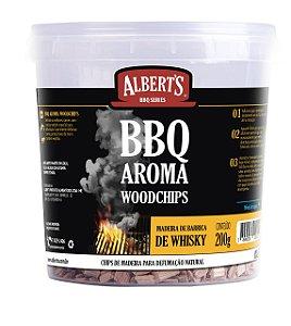 BBQ Aroma Woodchips 200gr