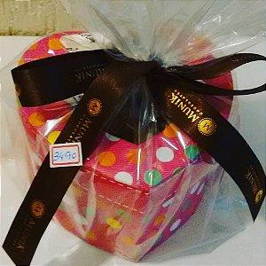 Caixa decorada com Keks Munik