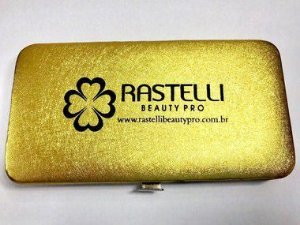 Case Luxo Dourada