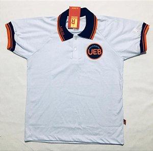 Camiseta Polo Manga Curta UEB
