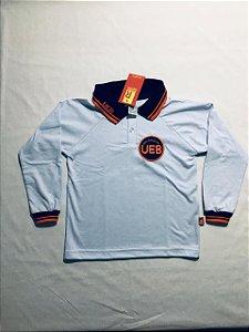 Camiseta Polo Manga Longa UEB