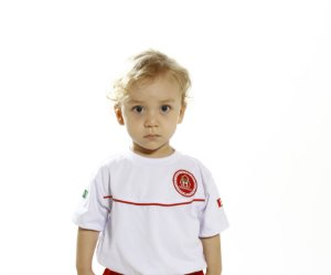 Camiseta Manga Curta Maple Bear Infantil