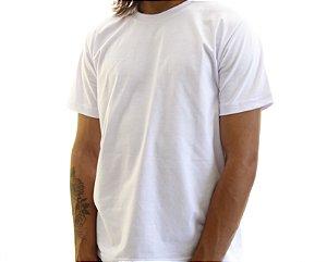 Camiseta Básica 100% Poliéster