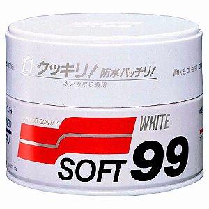 Cera De Carnaúba White Wax Cleaner Soft99 350G