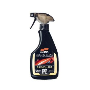 Cera Liquida Luxury Gloss Tok Final 500ML Soft99 - Luxury Gloss Liquid Wax Soft99