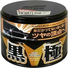 Cera Sintética Extreme King Of Gloss Soft99 Black 200G