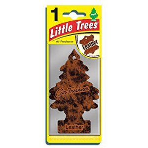 Aromatizante Little Trees Leather