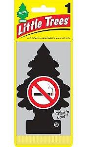 Aromatizante Little Trees Crisp n Cool Não Fume