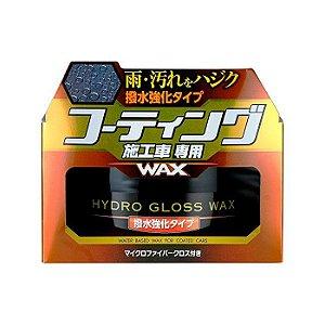 Hydro Gloss Soft99 Cera Para Carros Vitrificados 150g
