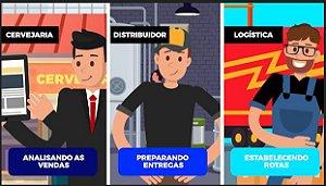 Animação 2D Para Comerciais de TV e Redes Sociais