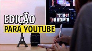 Edição de Videos Para Youtubers Redes Sociais e Plataformas Digitais
