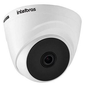 Câmera Full HD 1080p VHL 1220 D Intelbras HDCVI 20m de Infravermelho, Dome
