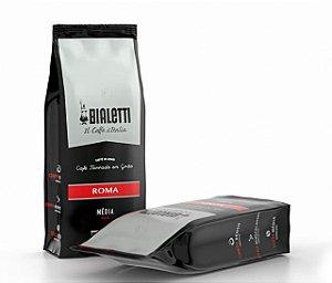 Café Torrado em Grãos Roma Bialetti