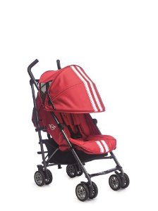 Carrinho Mini Buggy Fireball Red Easywalker