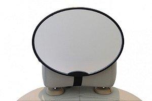 Espelho Oval Para Carro Girotondo