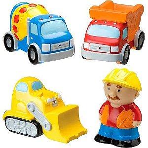 Construtores para Banheira Alex Toys