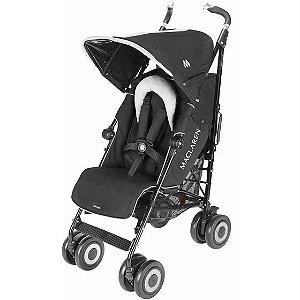 Carrinho de Bebê Passeio Maclaren Techno XT Black